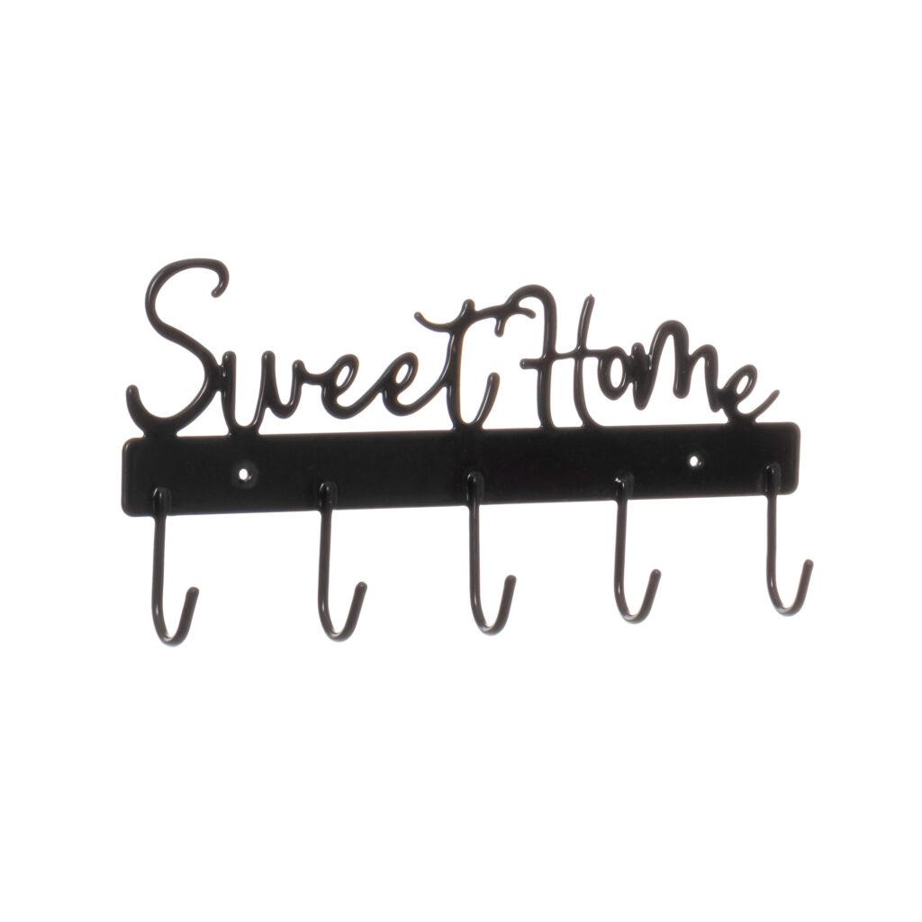 Gancho de parede aramado Sweet Home