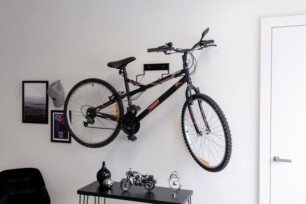 Ganchos para bicicletas
