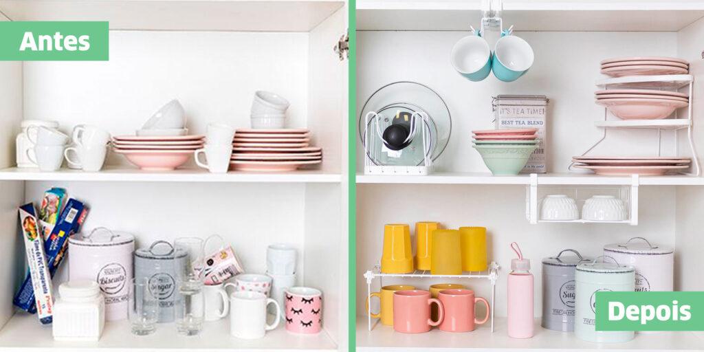 Kits organizadores de Cozinha