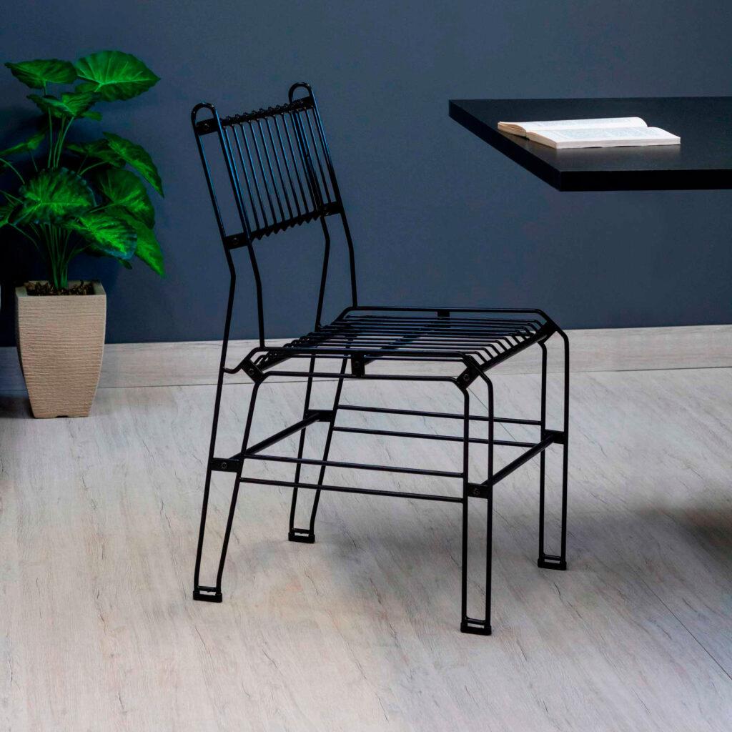 Cadeira Decorativa Aramada - Niva