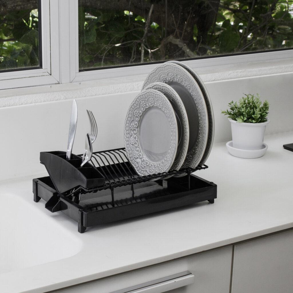 Escorredor de pratos Aramado Dry Basic