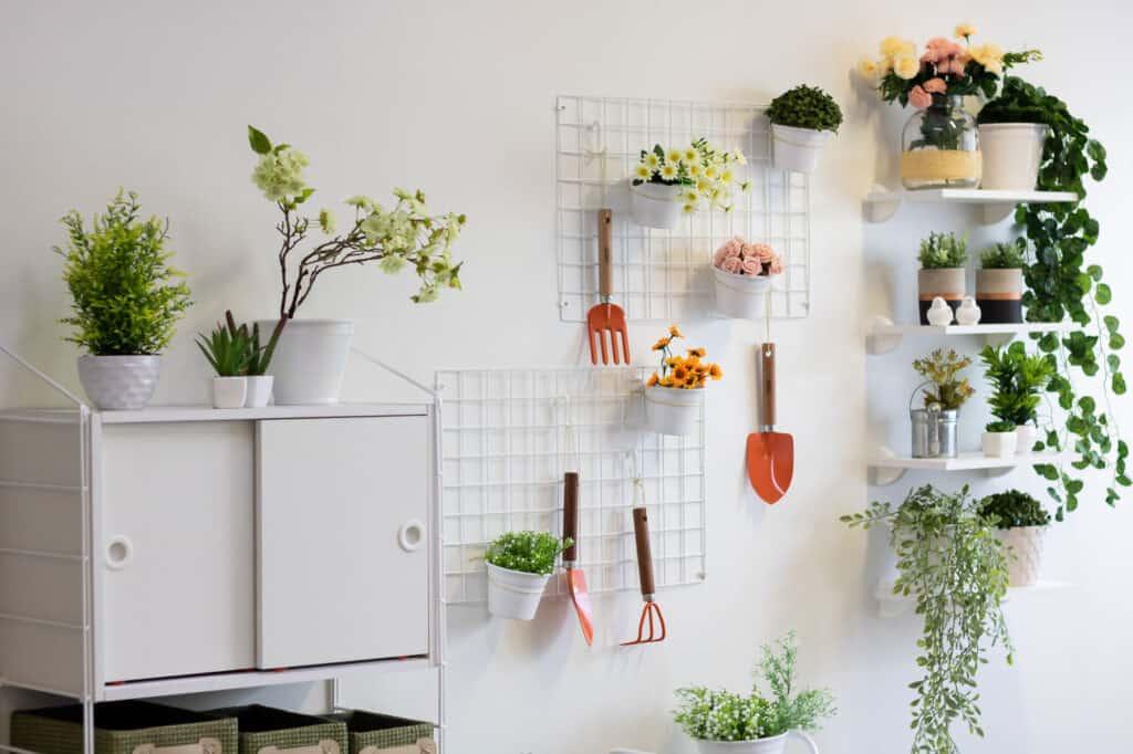 Aramados para decoração eco-friendly