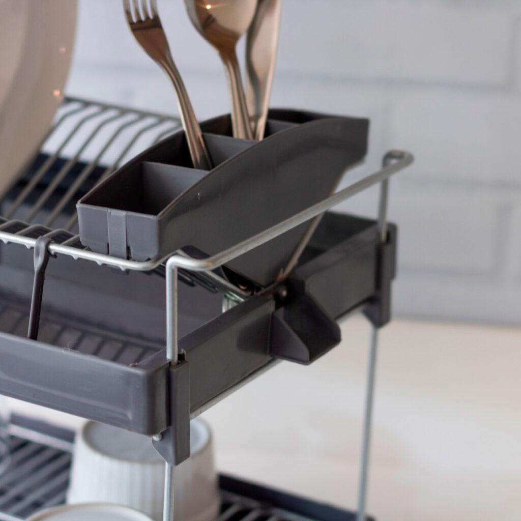 Escorredor de pratos Aramado Dry Duplo