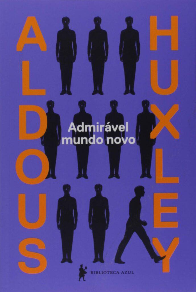 Admiravel Mundo Novo capa do livro