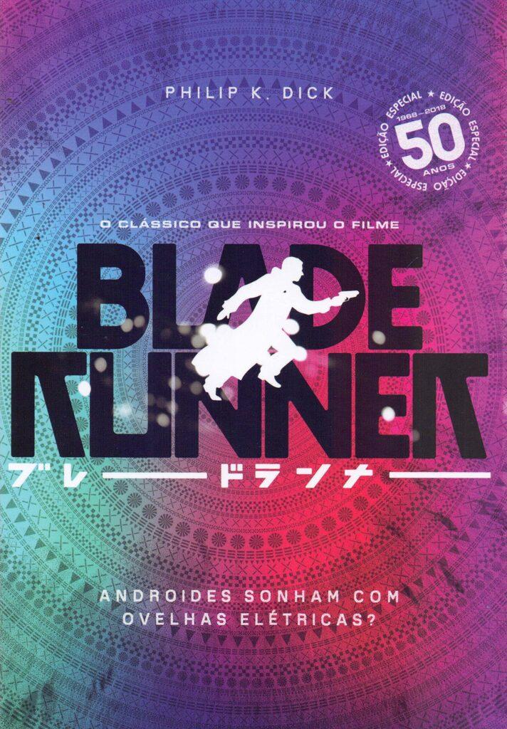 Blade Runner capa do livro