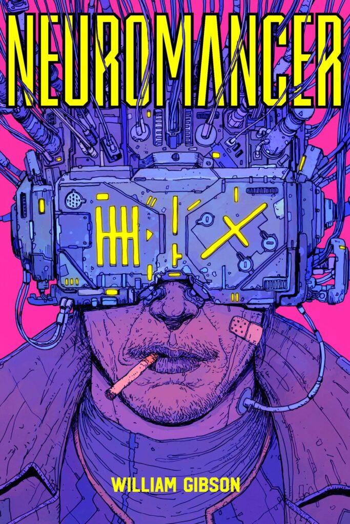 Neuromancer capa do livro
