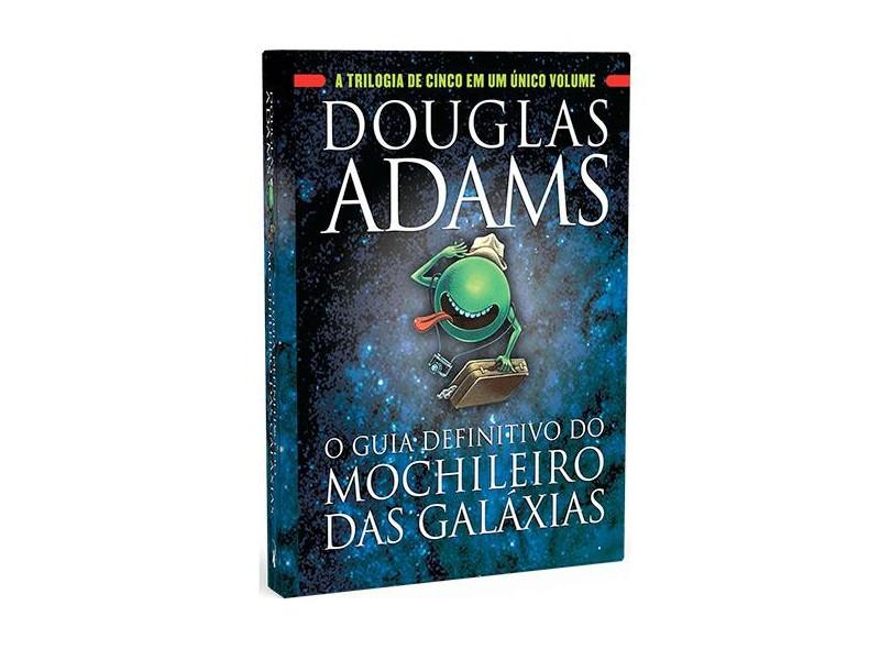 O Guia Definitivo do Mochileiro das Galaxias Livro