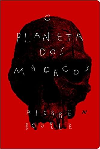 O Planeta dos Macacos capa do livro