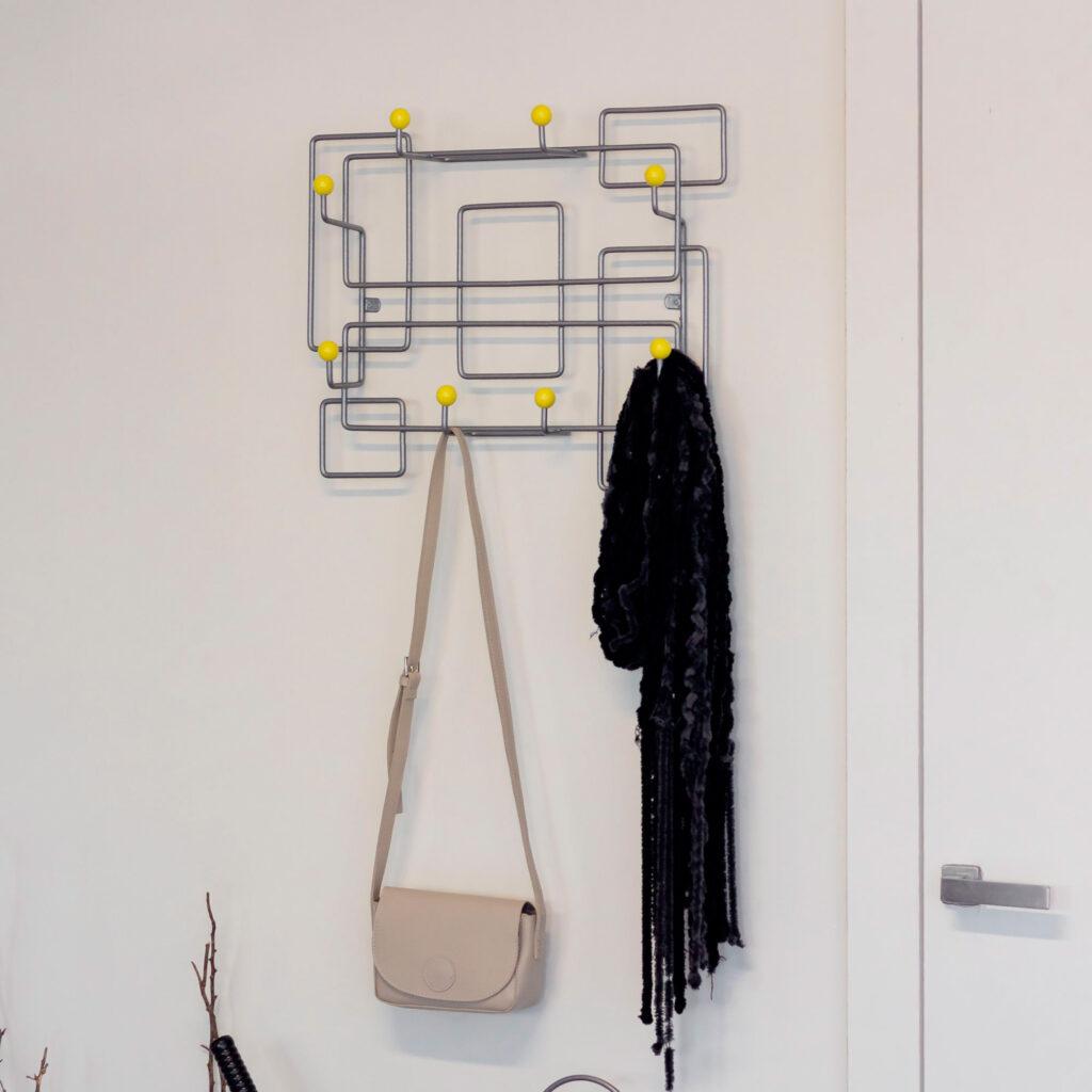 Gancho decorativo painel - Linha Ware