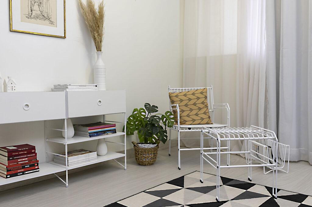 Cadeiras e Poltronas para o Cantinho da Leitura