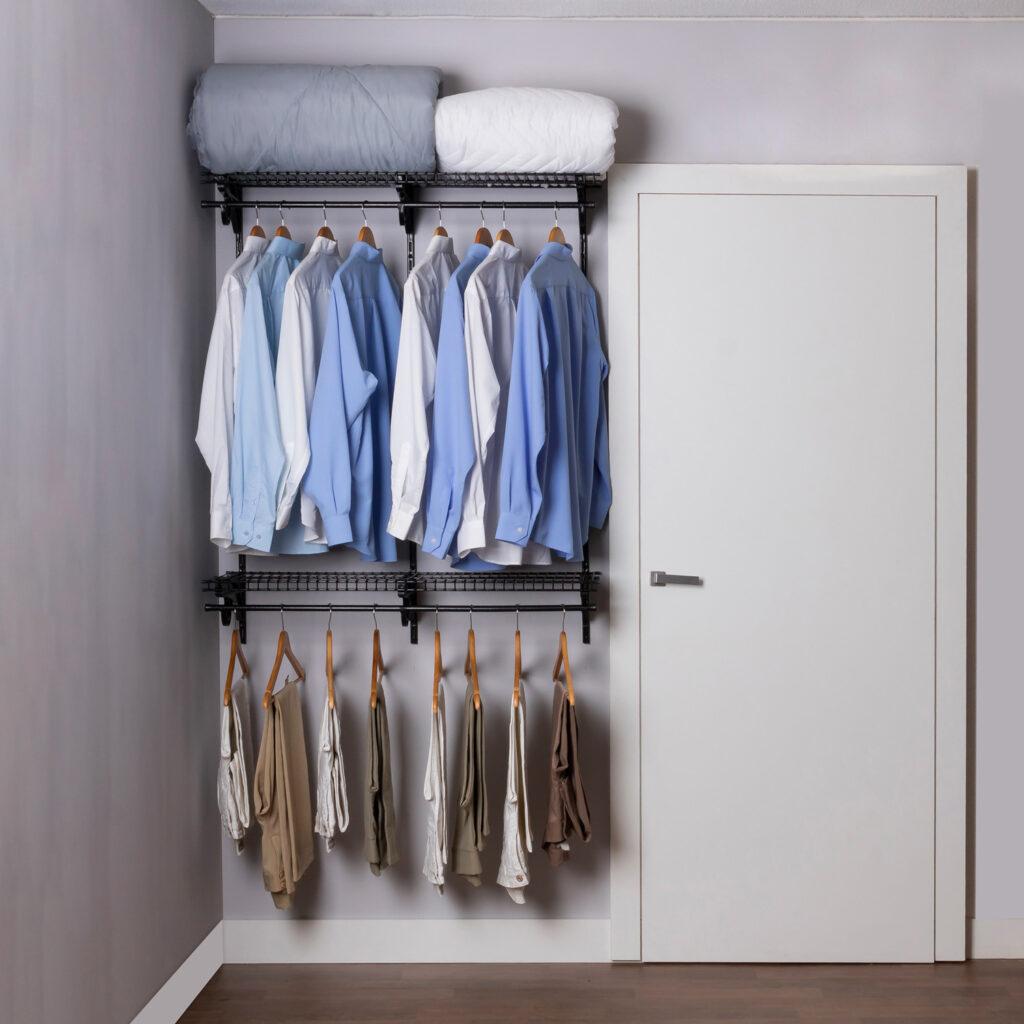 Armário aramado kit 7 - Closet ou quarto